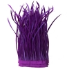 Goose Feather Biots Strung 6-8in 30g Purple (22in)